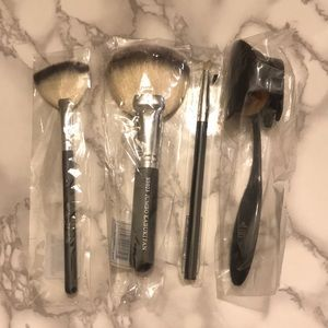 Other - 4 Crown Makeup Brushes